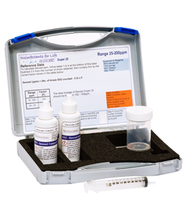 sanosil-test-kits